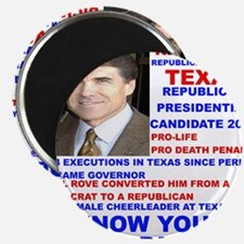 Rick-Perry-Tea-Party Magnet