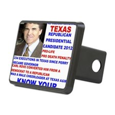 Rick-Perry-Tea-Party Hitch Cover