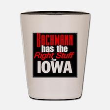 Bachmann 2012 Shot Glass