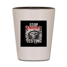 stop-animal-testing-pins-01 Shot Glass