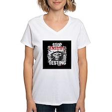 stop-animal-testing-pins-01 Shirt