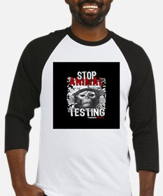 stop-animal-testing-pins-small-01 Baseball Jersey