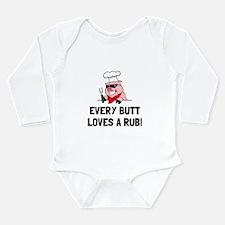 BBQ Butt Loves Rub Body Suit