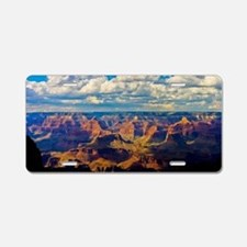 Spectacular Grand Canyon Aluminum License Plate