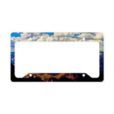 Spectacular Grand Canyon License Plate Holder