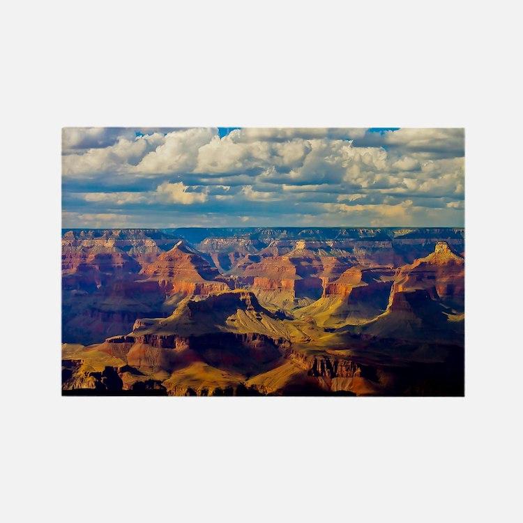 Spectacular Grand Canyon Rectangle Magnet