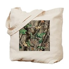 camo-swatch-hardwoods-green Tote Bag