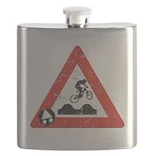 Sign_JumpHills Flask
