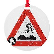Sign_JumpHills Ornament