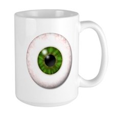 Eyeball Mugs