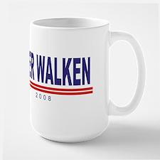 Christopher Walken (simple) Large Mug