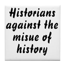 historiansblack Tile Coaster
