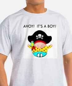 AHOY! ITS A BOY T-Shirt