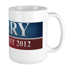 rick perry bumper sticker 2 Mug