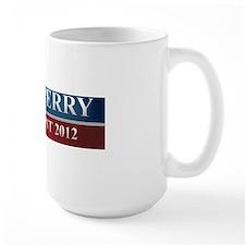 rick perry bumper sticker 3 Mug