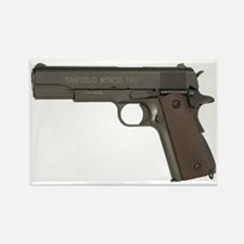 Tanfoglio Witness 1911 Blowback Rectangle Magnet