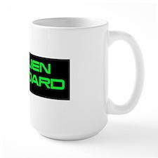Alien Aboard Mug