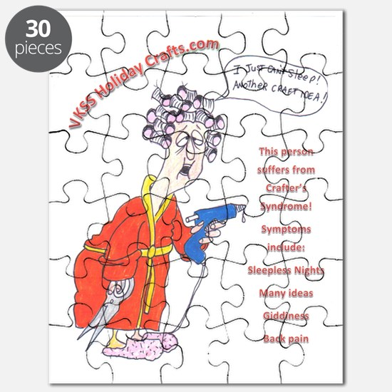 crafterssyndrome3 Puzzle