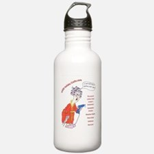crafterssyndrome3 Water Bottle