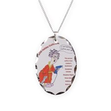 crafterssyndrome3 Necklace