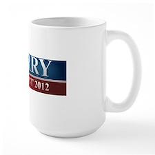 rick perry bumper sticker 1 Mug