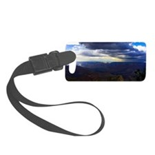 Storm Approaching the Grand Cany Luggage Tag