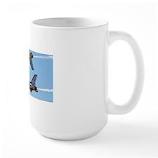 (2) Thunderbirds 5 and 6 Tail to Tail Mug