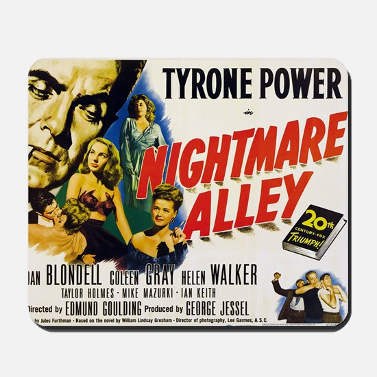 14x10_nightmare-alley Mousepad
