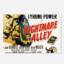14x10_nightmare-alley Postcards (Package of 8)