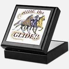 GLIDE TRIO 1 Keepsake Box