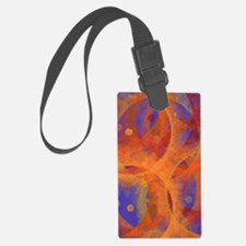 iTouchSolarSystem Luggage Tag