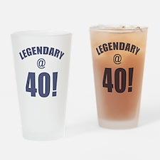 LegendaryA40 Drinking Glass