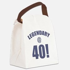LegendaryA40 Canvas Lunch Bag
