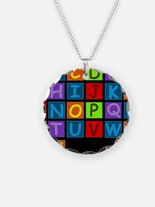ABC RAINBOWDBG Necklace