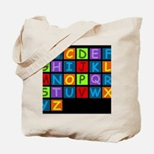 ABC RAINBOWDBG Tote Bag