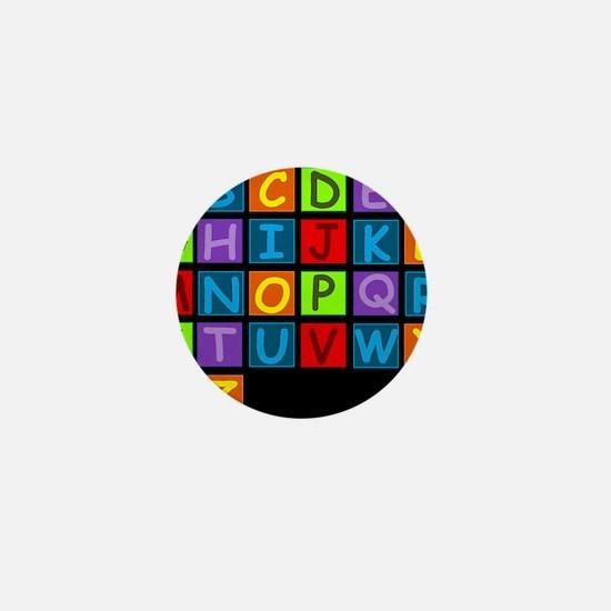 ABC RAINBOWDBG Mini Button