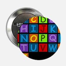 "ABC RAINBOWDBG 2.25"" Button"