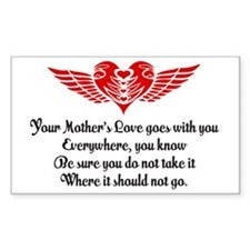 mothers-love-wing Decal