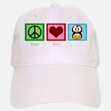 peacelovepenguinswh Baseball Baseball Cap
