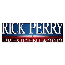 Bulk_5x3rect_rick_perry.... Bumper Sticker