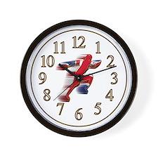 gb runner sports  Wall Clock