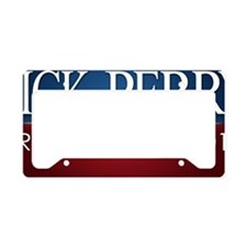 11x17_print_rick_perry-trad License Plate Holder