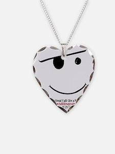 smiley logo Necklace