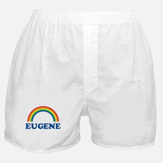EUGENE (rainbow) Boxer Shorts