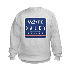 Vote Daley Sweatshirt