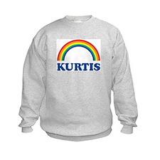 KURTIS (rainbow) Sweatshirt