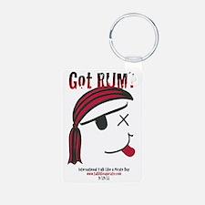 got rum Keychains