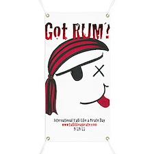 got rum Banner