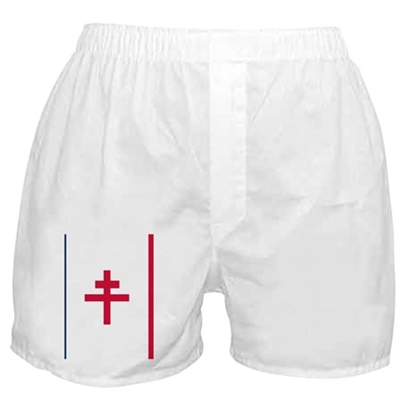 Free France Boxer Shorts