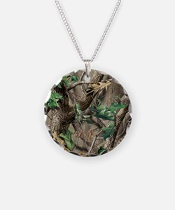 camo-swatch-hardwoods-green Necklace